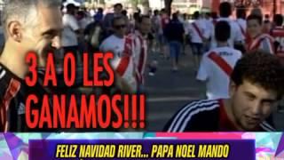 RIVER ELIMINO A BOCA DE LA SUDAMERICANA - 28-11-14