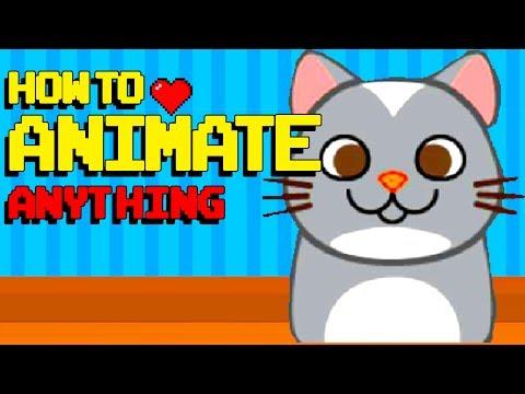 How to animate anything - Crazy Talk Animator 3