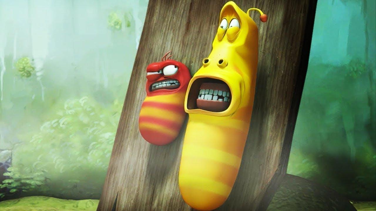 LARVA | TIFÓN | 2018 Completa | Dibujos animados para niños ...