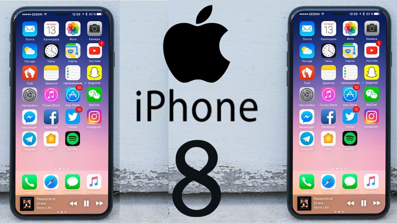 this is the real iphone 8 leaks top 10 features revealed. Black Bedroom Furniture Sets. Home Design Ideas