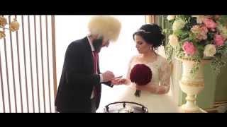 Аварская свадьба Тагир и Ангелина
