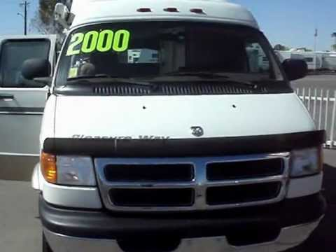 Used PleasureWay B Van For Sale Sun City Conversion Phoenix Arizona