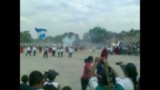 HUEHUETOCA SEMANA SANTA (ROMANOS EN EL MUNICIPAL)