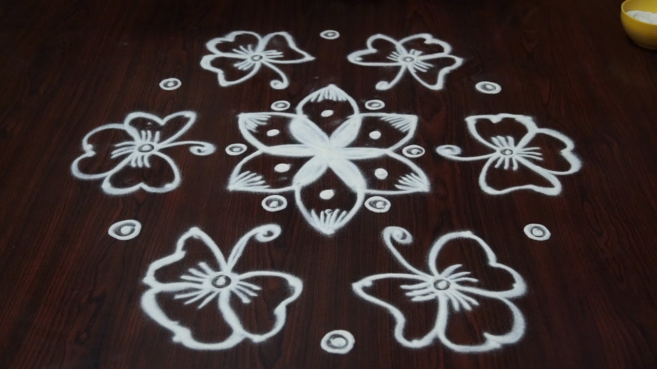 rangoli designs simple and small rangoli designs very simple