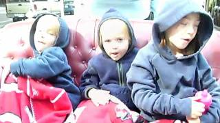 Carraige Ride Downtown Cincy