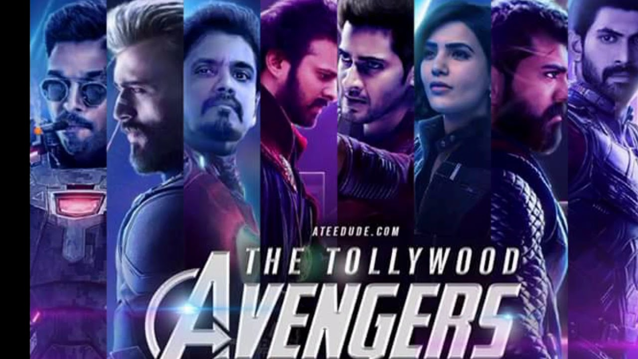 What if there are superhero franchises in Tollywood
