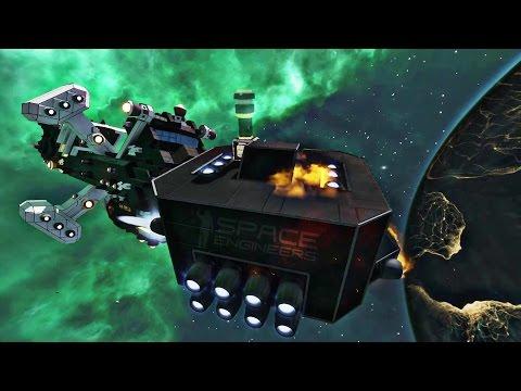 Space Engineers: Repair Square Concept & Survival Update