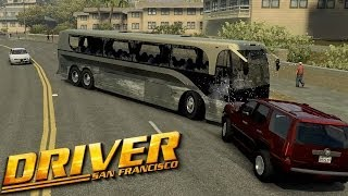 Driver San Francisco - Crazy Bus Driver