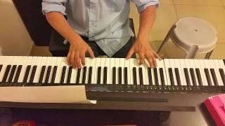 Sirba тема из к/ф Высокий блондин в чёрном ботинке - пианино кавер с листа