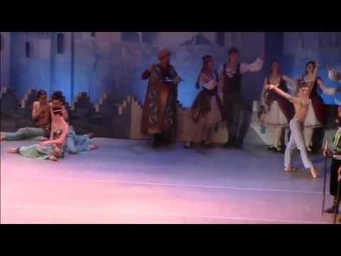 Le Corsaire: Gulnara variation (act1)