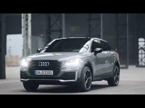 Audi Q2 - Vidéo découverte produit