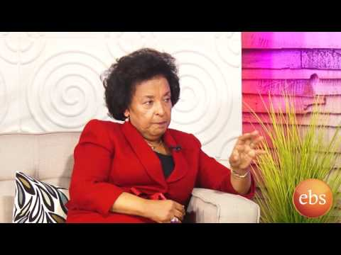 Helen Show Season 9 Episode  6 Portrait Of A Remarkable Leader Dr. Debrework Zewdie