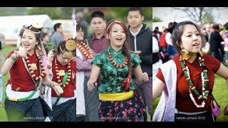 Aakasaima - New Nepali Folk Christian Song 2015 | Milan Tamang | James Tamang