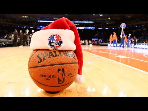 NBA All Christmas Commercials (2012-2016)