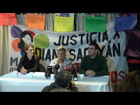 """Condenaron a perpetua por """"odio de género"""" al asesino de Diana Sacayán"""