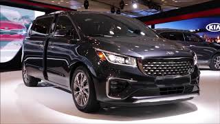 2019 Kia Sedona Review Test Drive, Price and Specifications Release