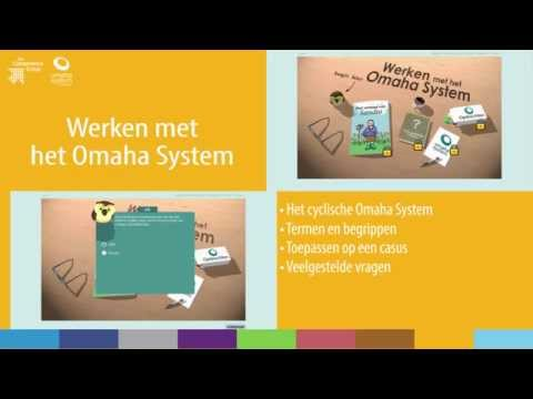 Preview: E-learning-module Werken met het Omaha System