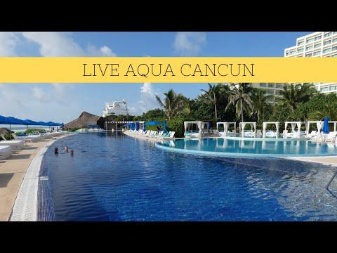 Live Aqua Cancun Beach Resort All-inclusive