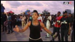 This is the best of Kaffy at The Lagos Street Party