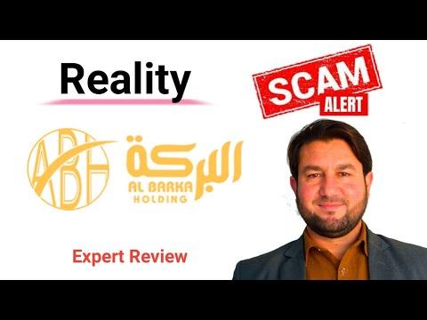 Albarka leaked video   Albarka exposed   Jamal Ali Safi ACCA