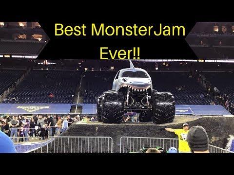 Monster Jam 2019‼️ (Detroit)