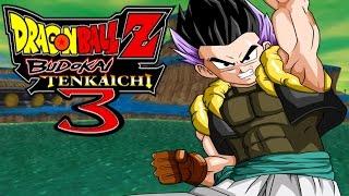 Dragon Ball Z Budokai Tenkaichi 3 - World Tournament Adult Gotenks