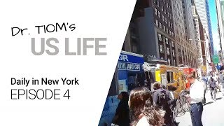 Daily In New York: Midtown Manhattan | Food Truck | Whole Foods Market | Tmi Vlog