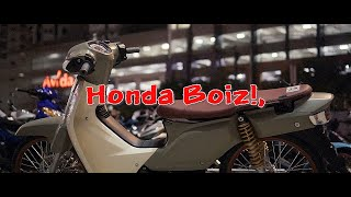 HONDA BOIZ!, - Supercub 110i - Wave S - CBR150
