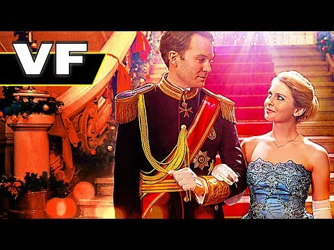 A CHRISTMAS PRINCE streaming VF ✩  Rose McIver, Romance Netflix (2017)