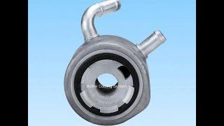 Refroidisseur d'huile moteur 1.6 hdi  مبرد زيت المحرك 1.6 HDIEngine oil cooler 1.6 HDI