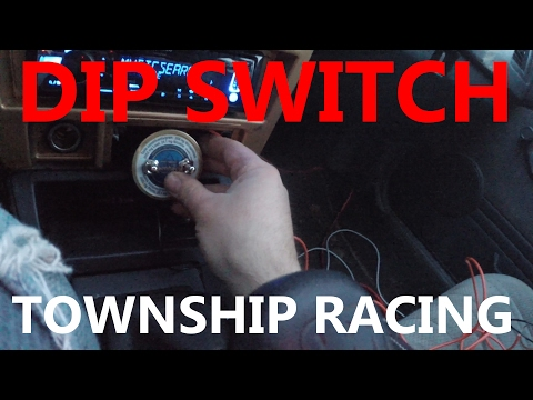 INTRODUCING THE DIP SWITCH