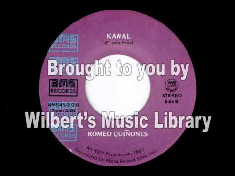KAWAL (I Am A Soldier) - Romeo Quinones