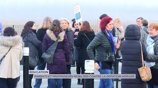 Yvelines | Éducation : parents et professeurs mobilisés contre la dotation horaire