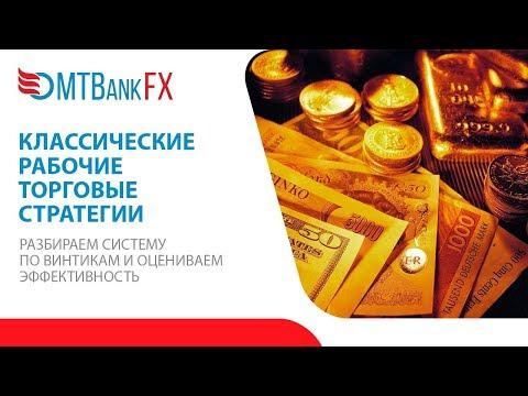 Классические торговые стратегии Forex, которые работают