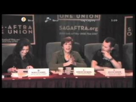 SAG AFTRA Livestream Info Meeting 2/29/12 Part 5 of 5