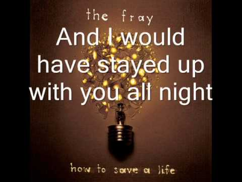 The Fray - How To Save A Life (Lyrics)