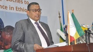 Ethiopia - Commissioner Zeynu Jemal about the Meskel Square incident & Federal Police Commission