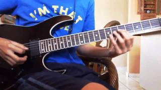 Asking Alexandria - Dear Insanity - HD (Guitar Cover) *NEW SONG*