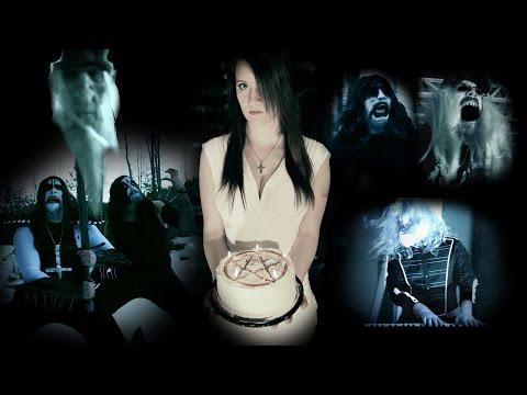 """BLAKKR JARN BURDR DAGR  """"Happy Birthday""""- The underground black metal version music video"""