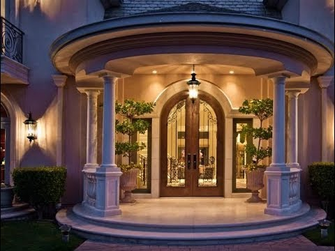Luxury Villa Entrance Doors Youtube