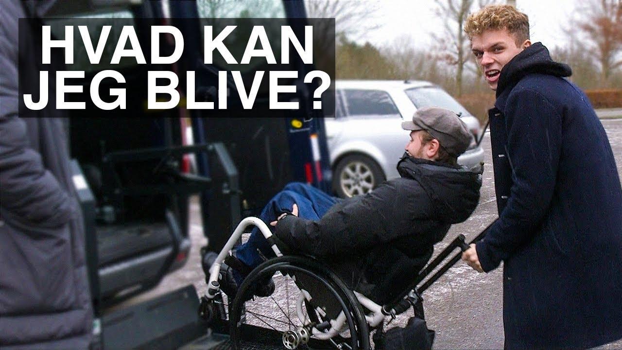 Hvad kan jeg blive? Handicaphjælper - YouTube
