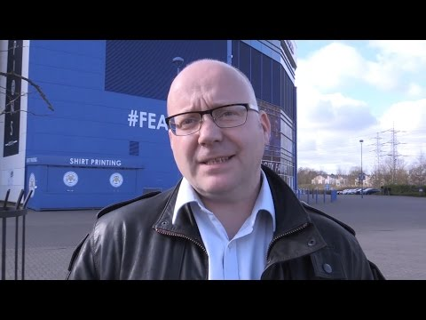 Leicester Mercury Reporter Rob Tanner Reacts To Claudio Ranieri's Sacking