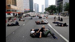 """白宫要义(黄耀毅):特朗普:香港反《逃犯条例》抗议活动""""很有效"""""""