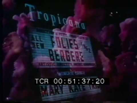 """""""Las Vegas Playground USA"""" 1964 tourism movie"""