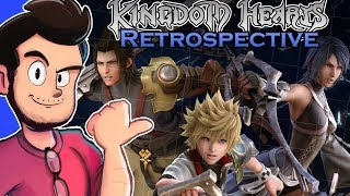 Kingdom Hearts Birth By Sleep - KH Retrospective - AntDude