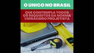 CURSO DE PROJETOS E ORÇAMENTOS DE VIDROS PLANOS
