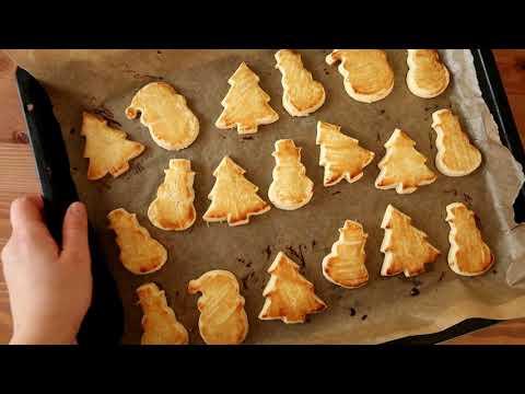 biscuits-de-noël-/-recette-bredele-/-biscuits-sablés-/-butterbredele-/-bredele-alsacien-👍🔝🎄