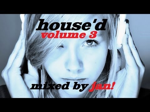 HOUSE'D VOLUME 3!!FUNKY HOUSE IN THE MIX#THE BEST OF 1,5 YEAR BRILLIANT TRAX#