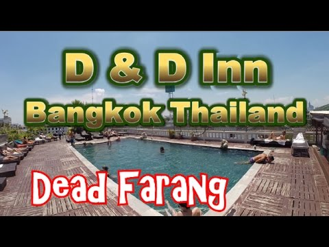 D & D Inn on Khao San Road in Bangkok Thailand ( D and D Inn )