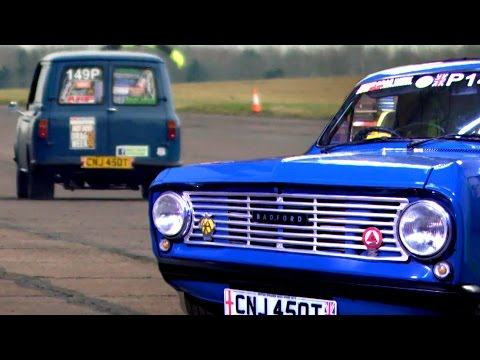 Crazy Drag Racing Van - Fifth Gear